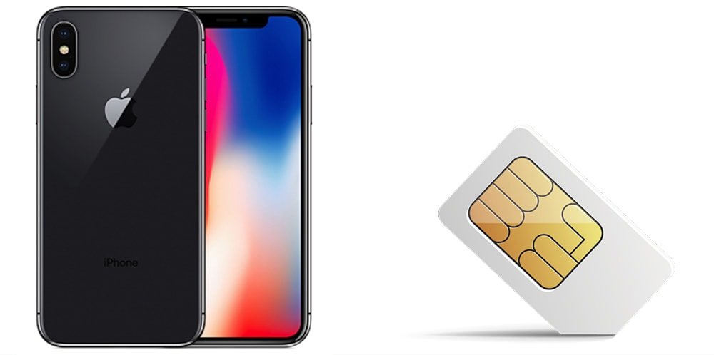 iPhoneXで使いたい格安SIM