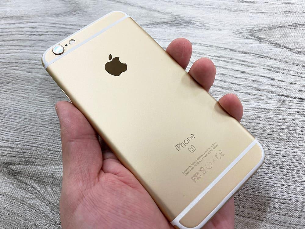 iPhone6sを格安SIMで使う手順