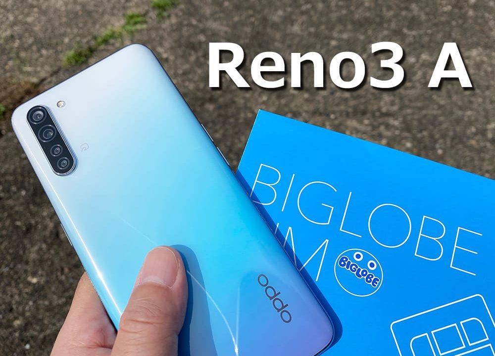 Reno3 A